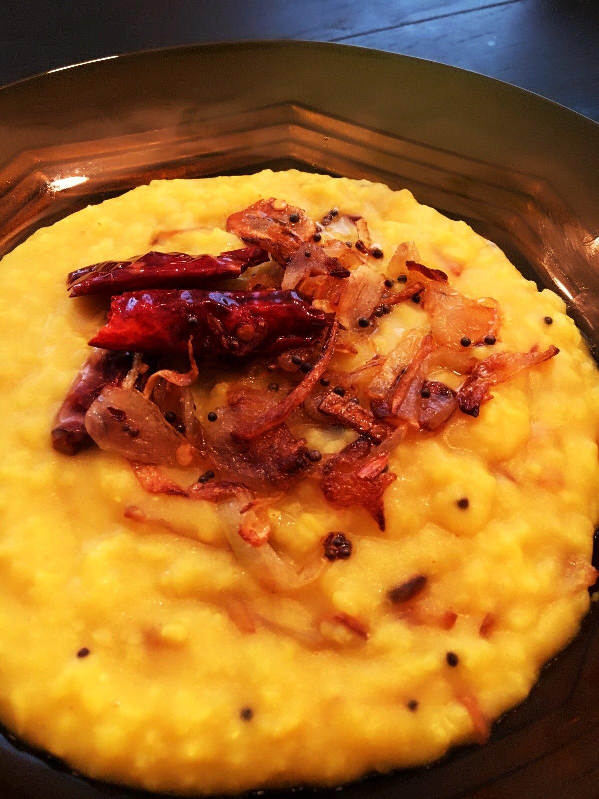 Tastes Like Home, Part 1: Dal Khichdi