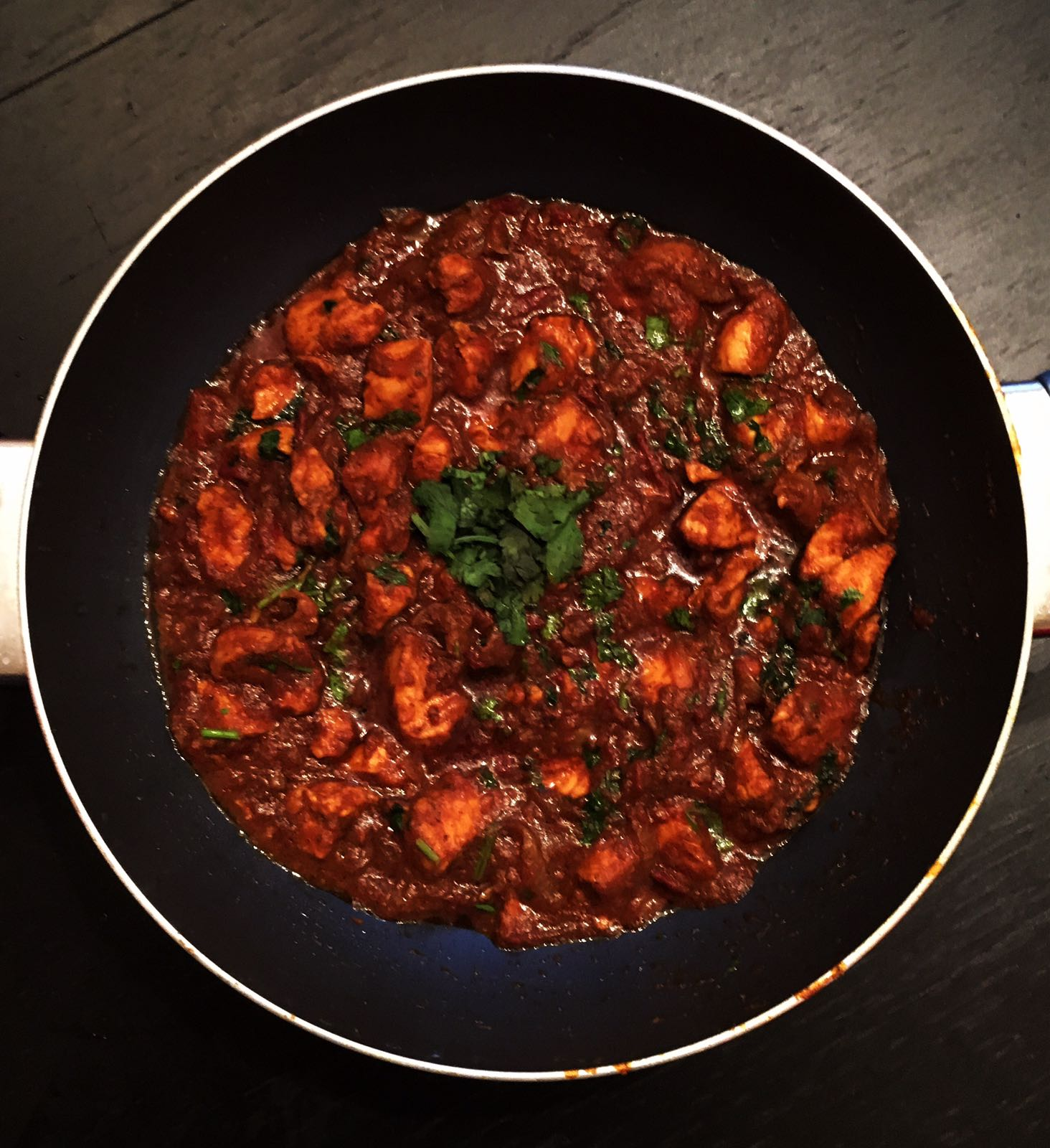 Chicken Chettinad