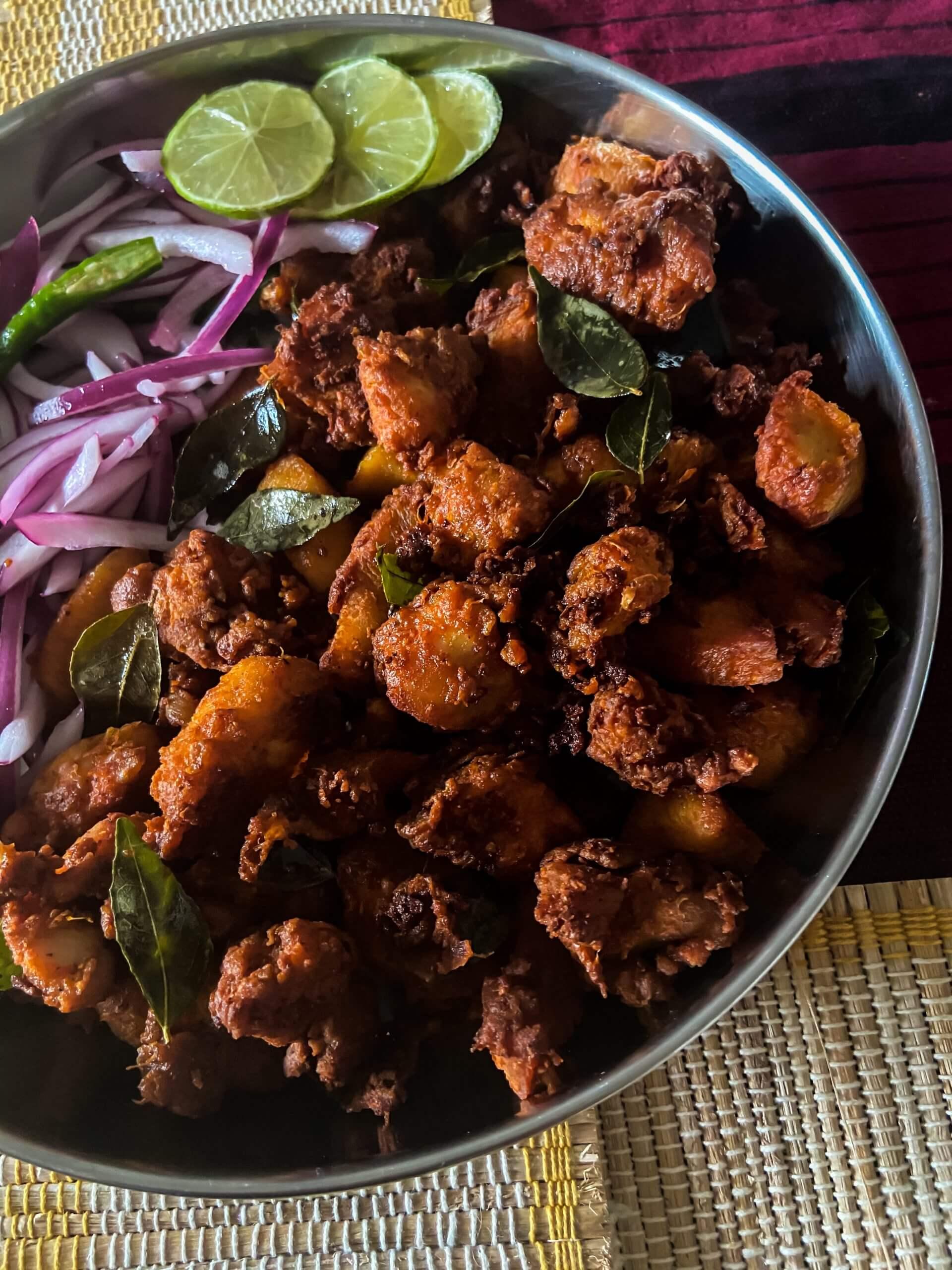 Tamil Chicken 65
