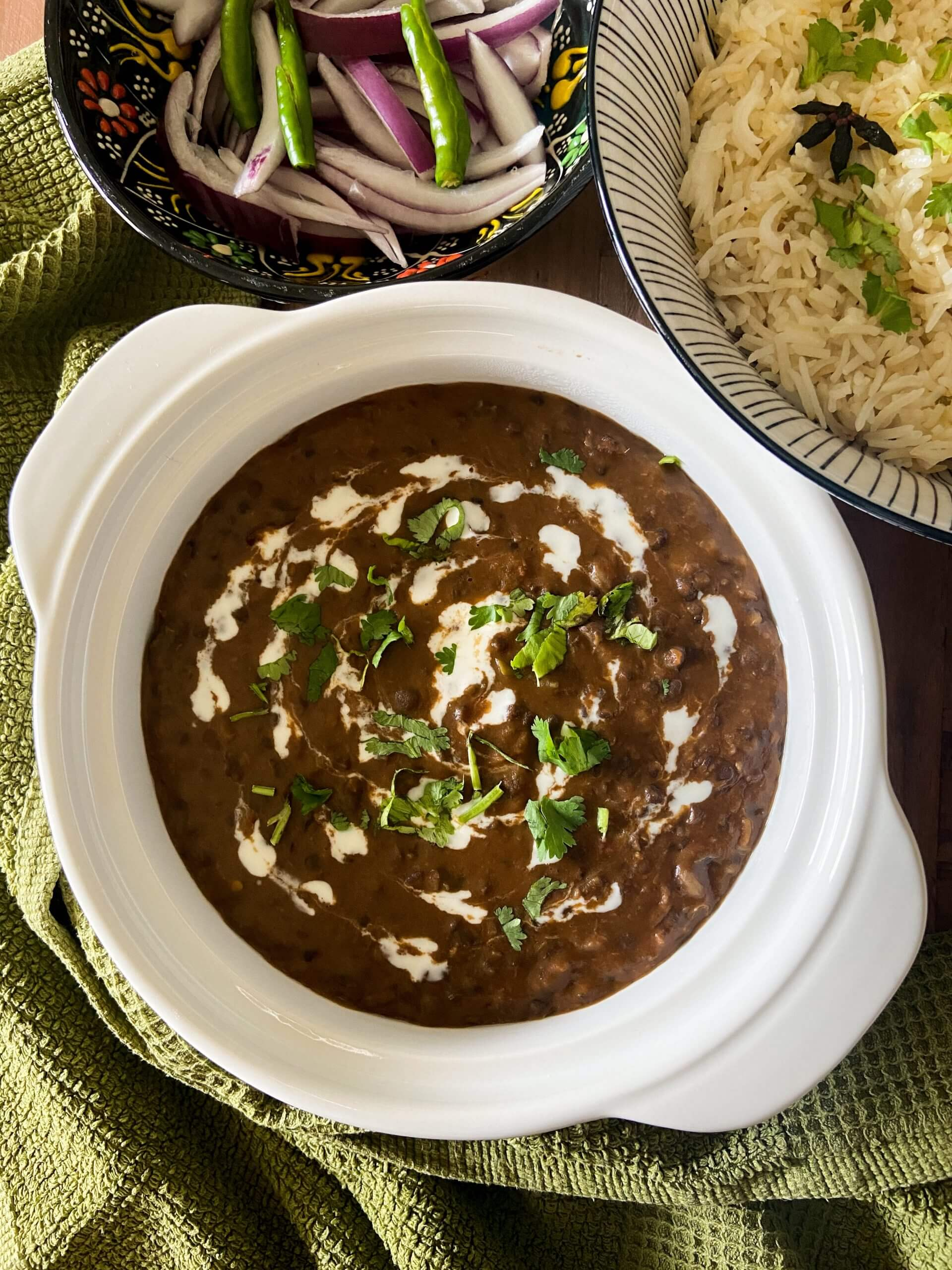 Dal Makhani – The True Queen of Dals